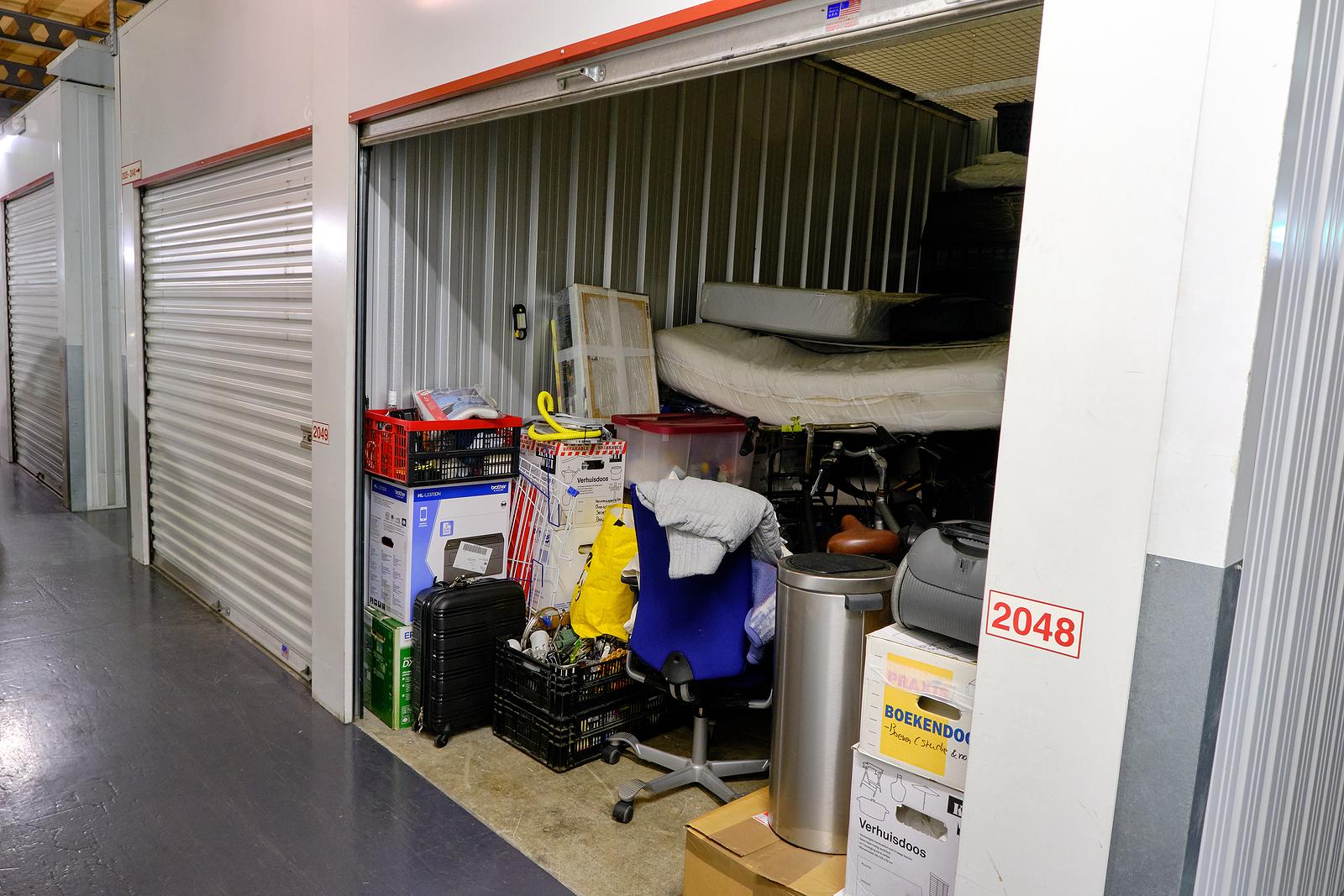 indoor Newcastle storage